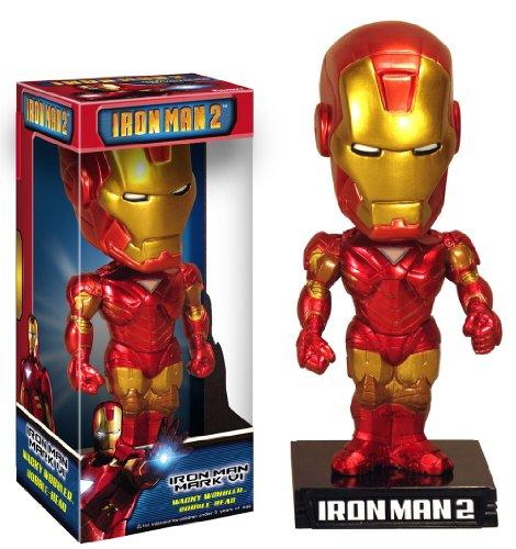 Buy Low Price Funko Iron Man 2: Mark 6 Wacky Wobbler Figure (B003231X7G)