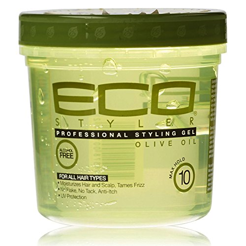 ECO Styler Professional Styling Gel Olive Oil 8oz (Eco Styler Olive Oil compare prices)