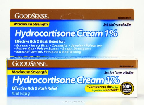 Check Out Good Sense Hydrocortisone Cream, Hydrocortisone Crm 1Prcnt