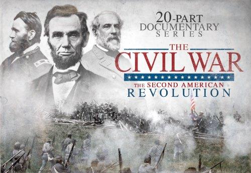 Civil War: The Second American Revolution [DVD] [Import]