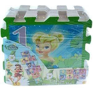 Buy Tinkerbell Fairies 8pc Hopscotch Floor Mat Game Online
