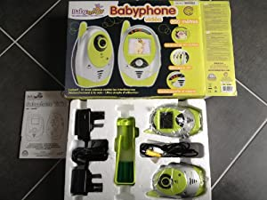 BABYMOOV Babyphone Video Large Ecran: Bébés