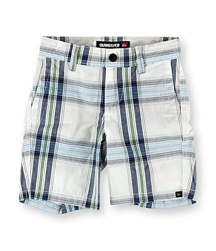 Quiksilver Boys Outstanding Kid Casual Walking Shorts wht 2T Quiksilver Casual Shorts