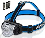 LED Head Torch Flashlight for Camping...