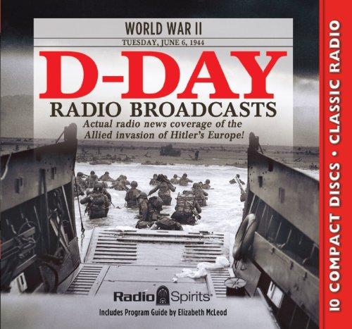D-Day Radio Broadcasts