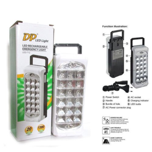 DP 712 LED Emergency Light