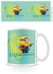 """Minions """"Stuart"""" Ceramic Mug, Multi-Colour"""