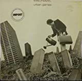 Urban Games LP (Vinyl Album) Belgian Harvest 1979