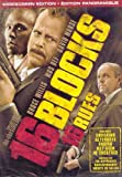 16 Blocks / 16 rues (Bilingual) (Widescreen)
