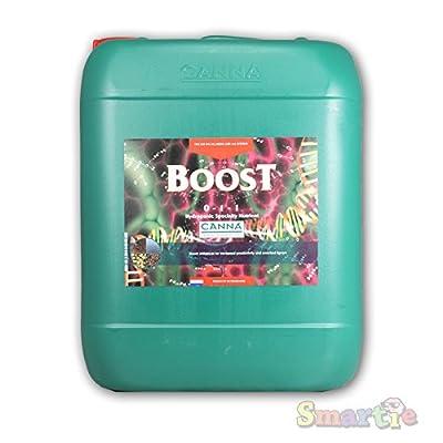 Canna Boost 10L Liter Accelerator Hydroponics Nutrient Bloom Enhancer