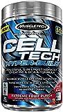 MuscleTech Cell Tech Hyper-Build 30 Serving Post Workout Supplement, Fruit Punch, 1.07 Pound