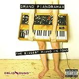 Blue Gold (w/ Invincible) - Grand Pianoramax