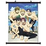 Free! Iwatobi Swim Club Anime Fabric...