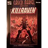 Clásicos Marvel blanco y negro - Killraven
