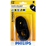 RCA Premium 12' S-Video Cable (VH913R)