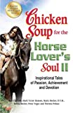 img - for Chicken Soup for the Horse Lover's Soul II: Inspirational Tales of Passion, Achievement and Devotion (Chicken Soup for the Soul) by Jack Canfield (2012-09-18) book / textbook / text book
