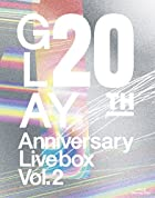 GLAY 20th Anniversary LIVE BOX VOL.2 [Blu-ray](�߸ˤ��ꡣ)