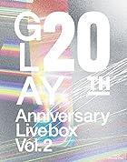 GLAY 20th Anniversary LIVE BOX VOL.2 [Blu-ray](在庫あり。)