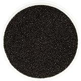 Bright Colors Black Sanding Sugar 8 oz. Tub