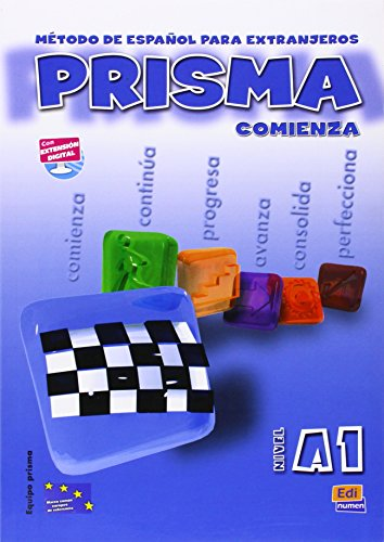 PRISMA COMIENZA A1 LIBRO DEL ALUMNO