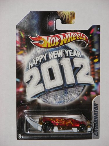 Hot Wheels Cars of the Decades Happy New Year 2012 Carbonator - 1