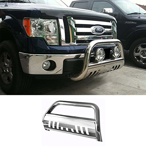 Mifeier Front Brush Push Grille Guard Bull Bar For 04-14 Ford F150 /07-14 Expedition/Navigator (2009 F150 Grille Guard compare prices)