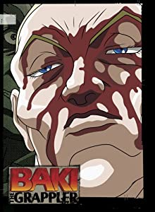 Baki the Grappler : Season 2 Box Set