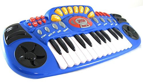 Musical Keyboard for Kids (Color May Vary)