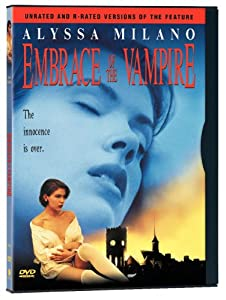Embrace of the Vampire (Unrated and R-rated versions of the feature)