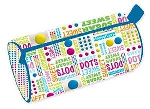 Iscream Candy Dots Barrel Bag