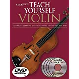 Step One: Teach Yourself Violin (Cd/Dvd Pack) Vln Bk/Cd/Dvdby Various