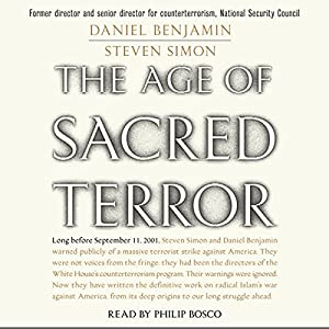 The Age of Sacred Terror Audiobook