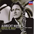 Bach-Werke Fr Oboe und Chor (Int. Version)