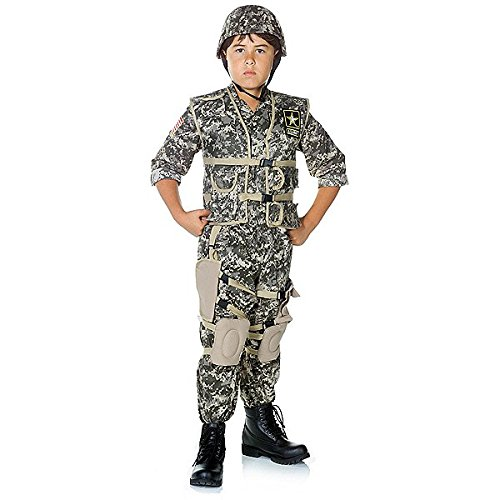 WMU - Us Army Ranger Child Medium 6-8
