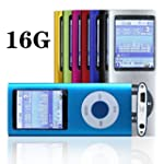 "G.G.Martinsen 16 GB Slim 1.78"" LCD Mp..."