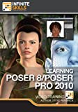 Learning Poser 8 and Poser Pro 2010 - Training Course for Mac [Download]