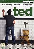 Ted - Region 3 DVD Subtitles : English SDH, Thai, Korean, Cantonese, Mandarin Traditonal