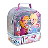 Disney Frozen Princess Elsa and Anna Lunch Tote Box Bag