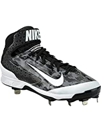 Nike Men's Huarache Pro Mid Baseball Cleats