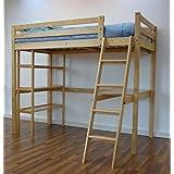 meuble table moderne lit avec bureau integre. Black Bedroom Furniture Sets. Home Design Ideas