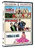 Pack Quim Gutiérrez: Primos + La Gran Familia Española + 3 Bodas De Más [DVD]