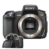 "Sony Alpha 300 SLR-Digitalkamera (10 Megapixel) nur Geh�usevon ""Sony"""