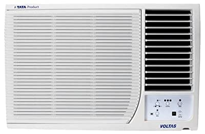 Voltas 18 HY Hot and Cold Y Series Window AC (1.5 Ton, White)