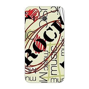 Garmor Designer Mobile Skin Sticker For Huawei Ascend D2 - Mobile Sticker