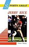 img - for Sports Great Jerry Rice (Library) (Sports Great Books) book / textbook / text book