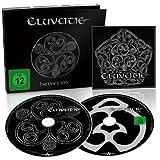 Anklicken zum Vergrößeren: Eluveitie - Helvetios (inkl. Aufnäher / exklusiv bei Amzon.de) (Audio CD)