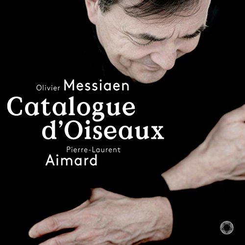 SACD : PIERRE-LAURENT AIMARD - Catalogue D'oiseaux (With DVD, Hybrid SACD, 4 Pack)