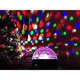 Super LED Crystal Light with Bluetooth Speaker