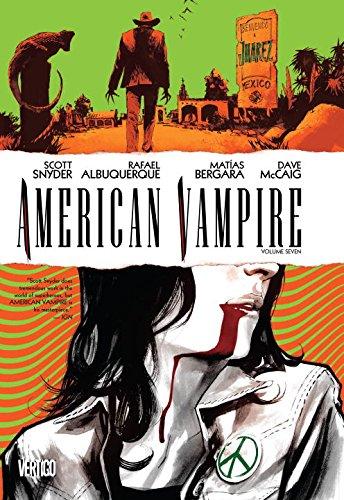American Vampire - Volume 7