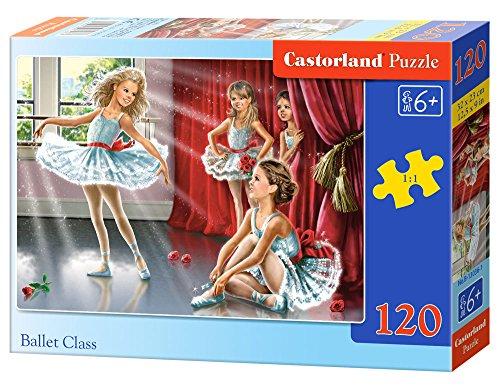 jigsaw puzzle 120 Ballet Class